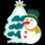 Christmas Memory Game 2015 icon