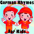 German Rhymes for Kids icon