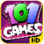 101 in 1 Games HD icon