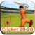 Cricket Game 20-20 app for free