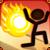 Stickman VS Fireball app for free