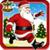 Santa 3D Run app for free