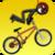 StickMan BMX Stunts Bike icon