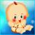 Talking Baby Free icon