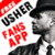 Usher wallpapers android app app for free
