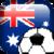 Australia Soccer Logo Quiz and Trivia app for free
