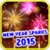 New Year Sparks 2015 icon
