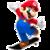 Super Mario Skateboard app for free