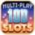 Multi Play Slot Machine - 100 Slots app for free