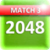 Match 2048 Board game icon