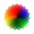 3D ABSTRACT COLOR WHEEL LWP  icon