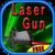 Laser Gun Game Free icon