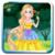 Dress Up Princess Rapunzel icon