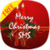 Merry Christmas SMS S40 icon
