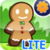 Gingerbread Dash LITE icon