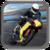 Highway Motor Cycle Race icon