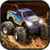 Monster Truck Junk yard Race