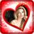 Hearts Selfie Photo Frames icon