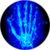X-ray Hand Live Wallpaper app for free