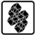 Tessellate icon