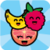 Smiley Fruit Memory Games 2 icon