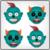 Zombie Memory Game app icon