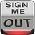 SignMeOut for iPhone icon