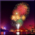 Christmas NewYear Fireworks Live Wallpaper icon