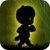 Alien walk on Green Wonderland app for free