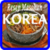 Masakan Korea app for free
