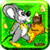 Crazy Mouse-Mickey Cheese icon