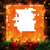 Fire frame  images icon