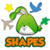 Learning Bunnies: Shapes app for free