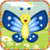 Puzzles for kids: spring icon