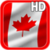 Canada Flag LWP app for free