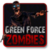 Green Force: Zombies app for free