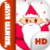 Santa Transform Christmas Live Wallpaper app for free