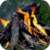 Real Campfire Live Wallpaper app for free