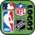 USA leagues: wallpaper logos icon