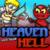 Heaven versus Hell app for free