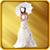 Wedding Dress Photo Editor icon