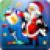 Santa Coloring app for free