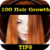 100 Hair Growth Tips 2014 app for free