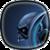 Fire Skulls LWP HD icon