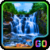 Waterfall Live Wallpaper GO app for free
