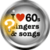 60s Singers and Songs Quiz free app for free