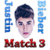 Justin Bieber Match 3 icon