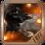 BLACK COMMANDO Free icon