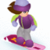 Snowboard  Betty icon
