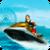 Water Bike River Race 3D app for free